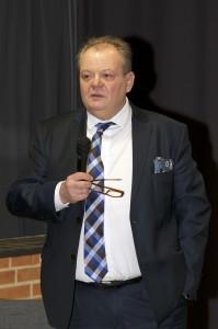 Wiceminister Gospodarki Morskiej i Żeglugi Śródlądowej Paweł Brzezicki