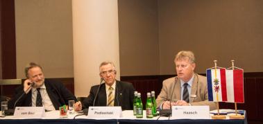 Spotkania transgraniczne przedsiębiorców:  Polsko – Niemiecki Krąg Gospodarczy 24.05.16