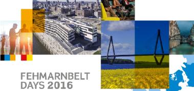 "Bezpłatna konferencja ""Fehmarnbelt Days 2016″"