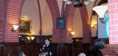 Rektor Akademii Morskiej w Szczecinie prelegentem Salonu Morskiego