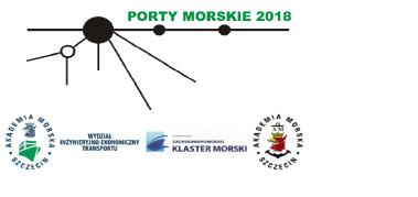 Konferencja PORTY MORSKIE 2018
