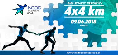 NCDC Business Race – bieg sztafet firmowych 🏃♂️🏃♀️🏃♂️🏃♀️