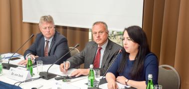 Majowe spotkanie Polsko-Niemieckiego Kręgu Gospodarczego na temat potencjału branży morskiej po obu stronach granicy