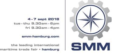 Międzynarodowe Targi Budowy i Wyposażenia Statków, Maszyn i Technologii Morskich SMM Hamburg, 04 – 07 września 2018