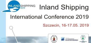 Konferencja Inland Shipping – Szczecin, 16-17 maja 2019 r.