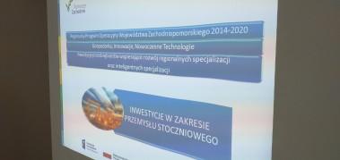 Urząd Marszałkowski zaprasza na szkolenie nt. konkursu dla przemysłu stoczniowego w ramach RPO WZ 13.12.2019 r godz. 9.00