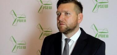 Spotkanie online z p. Januszem Gajowieckim, Prezesem Polskiego Stowarzyszenia Energetyki Wiatrowej – 1.04.2021 godz. 12.30