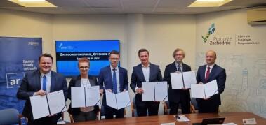 Klaster sygnatariuszem Listu Intencyjnego, którego celem jest rozwój sektora morskiej energetyki wiatrowej w Regionie